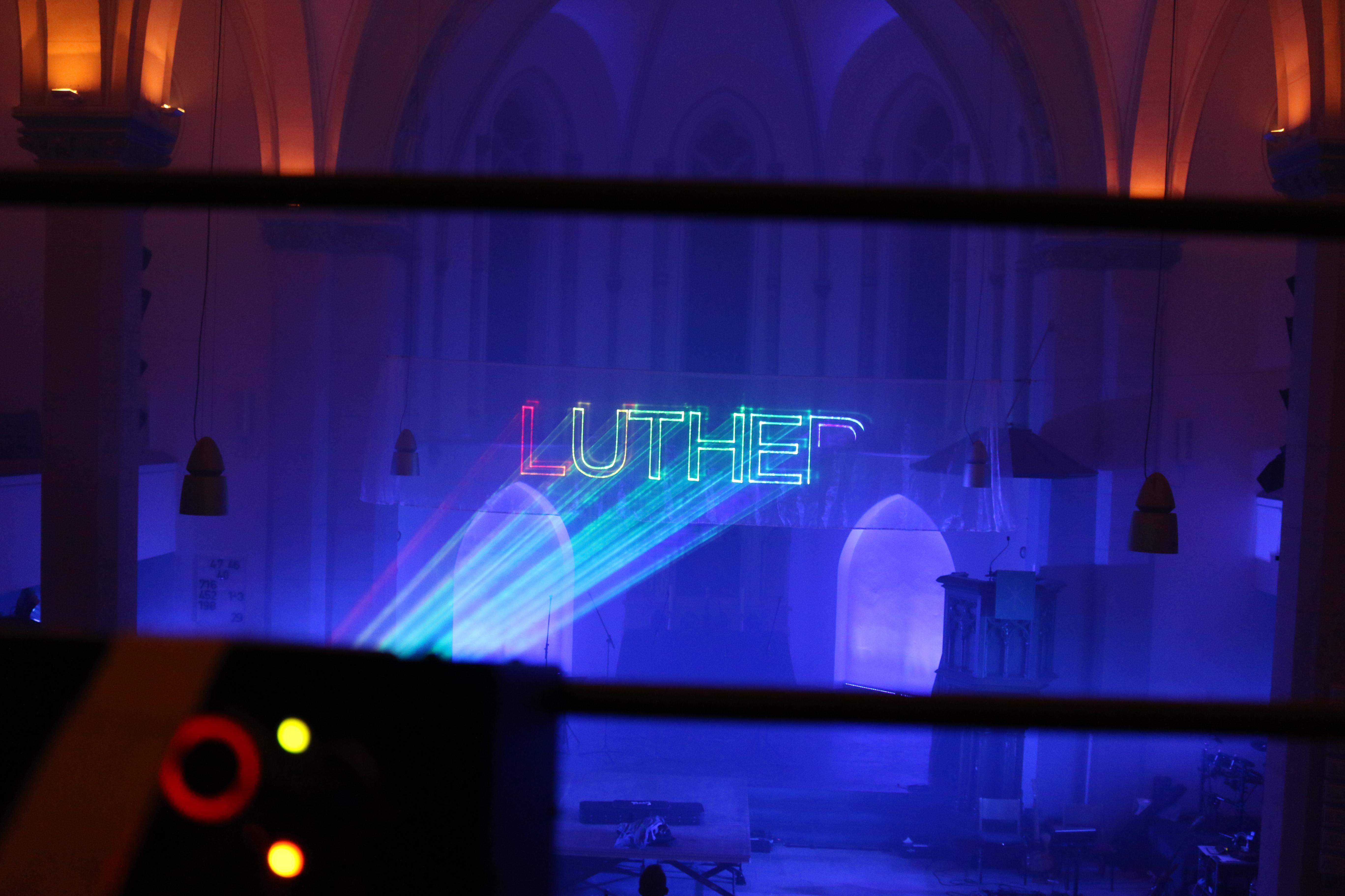 Luther Pop Oratorium 2017